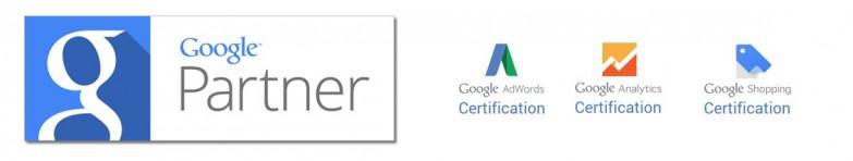 Certificado Google Partner eStudio34
