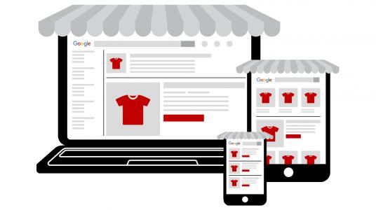Publicidad Google Shopping eStudio34