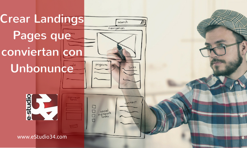 Landings Pages con Unbounce