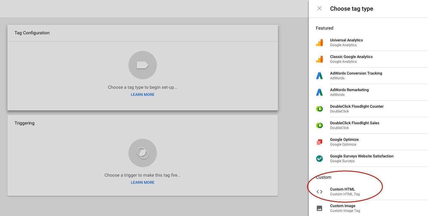 Seguimiento de conversiones de Facebook Ads con Google Tag Manager 2