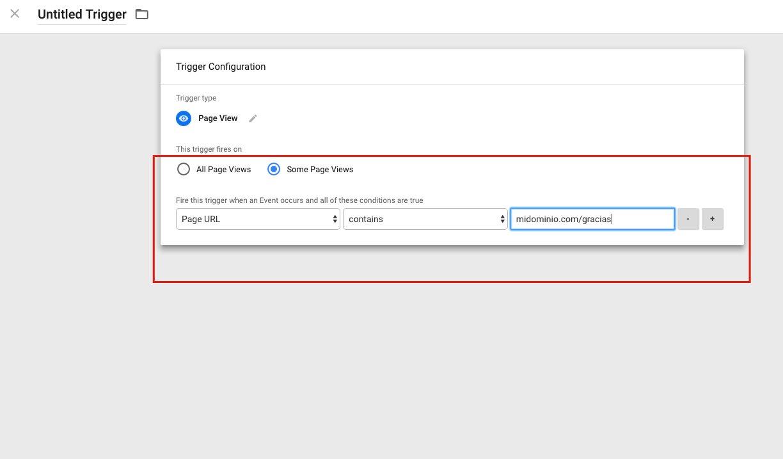 Seguimiento de conversiones de Facebook Ads con Google Tag Manager 7