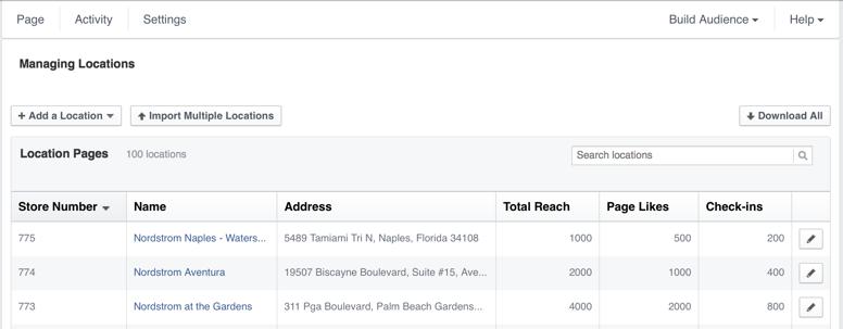 ubicaciones múltiples en facebook 6