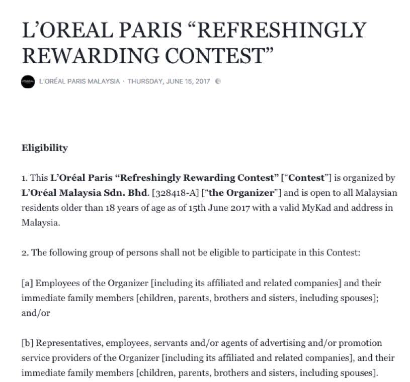 Concursos en Facebook 02