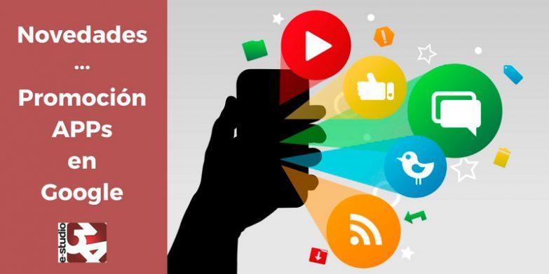Promoción Apps