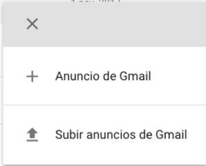 Evolución de Gmail Ads 03