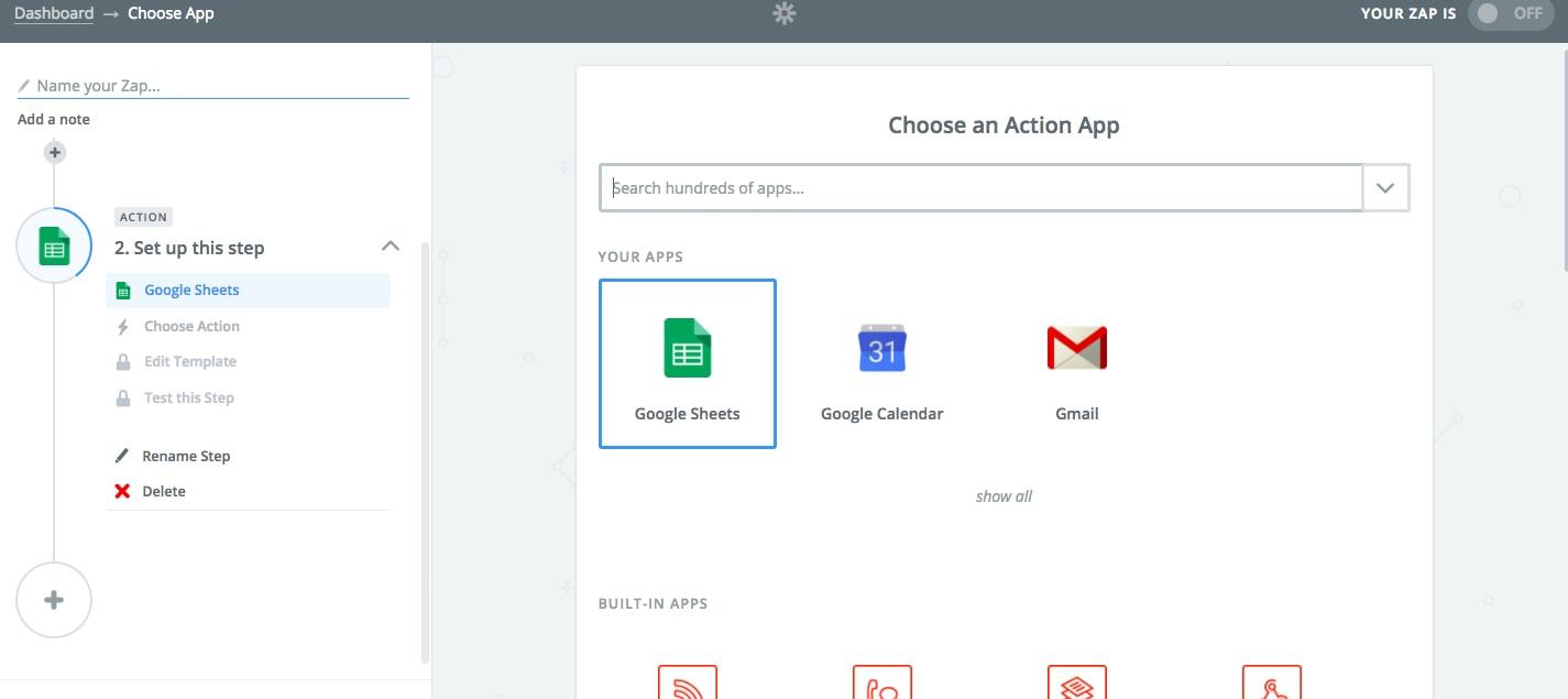 Integrar Unbounce con Google Sheets 07