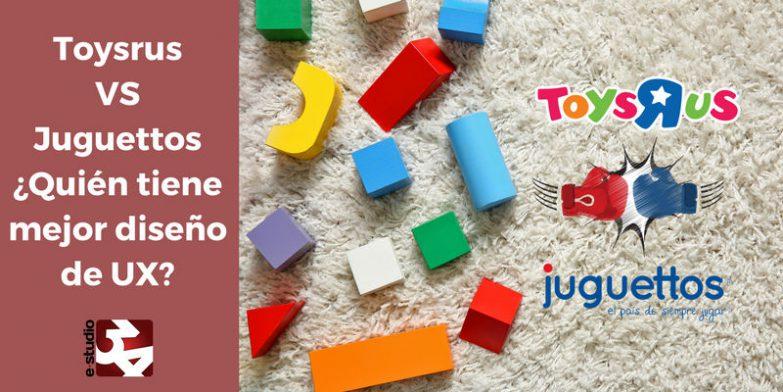 Analisis de Usabilidad Toysrus y Juguettos