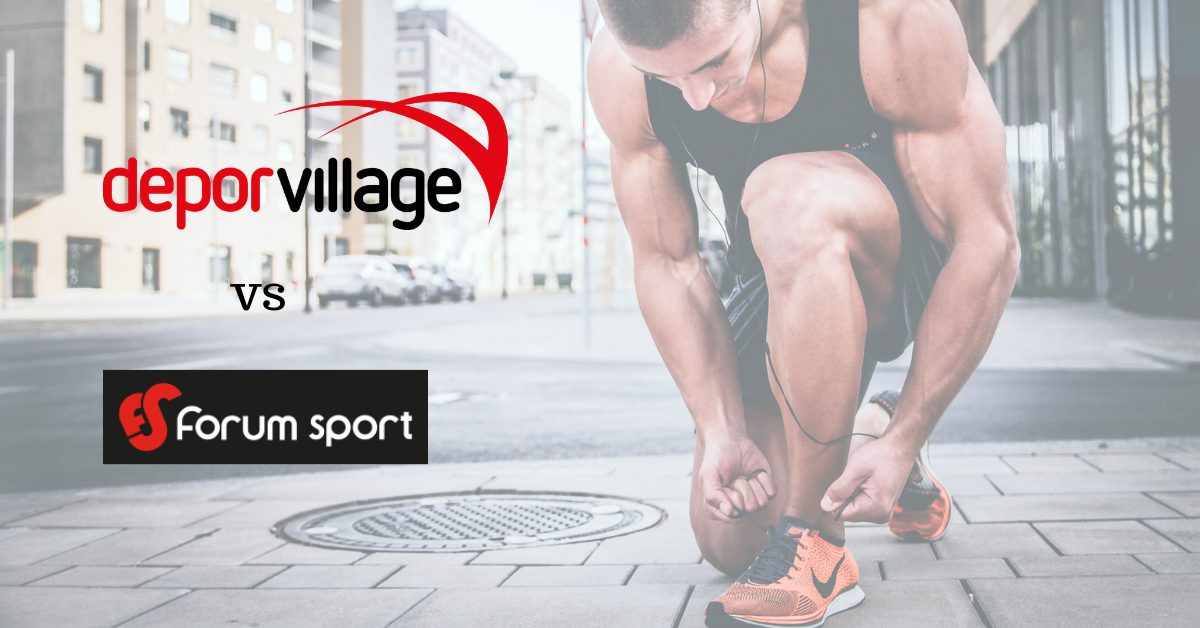 Estrategia Keywords Ecommerce: deporvillage vs sportforum imagen principal