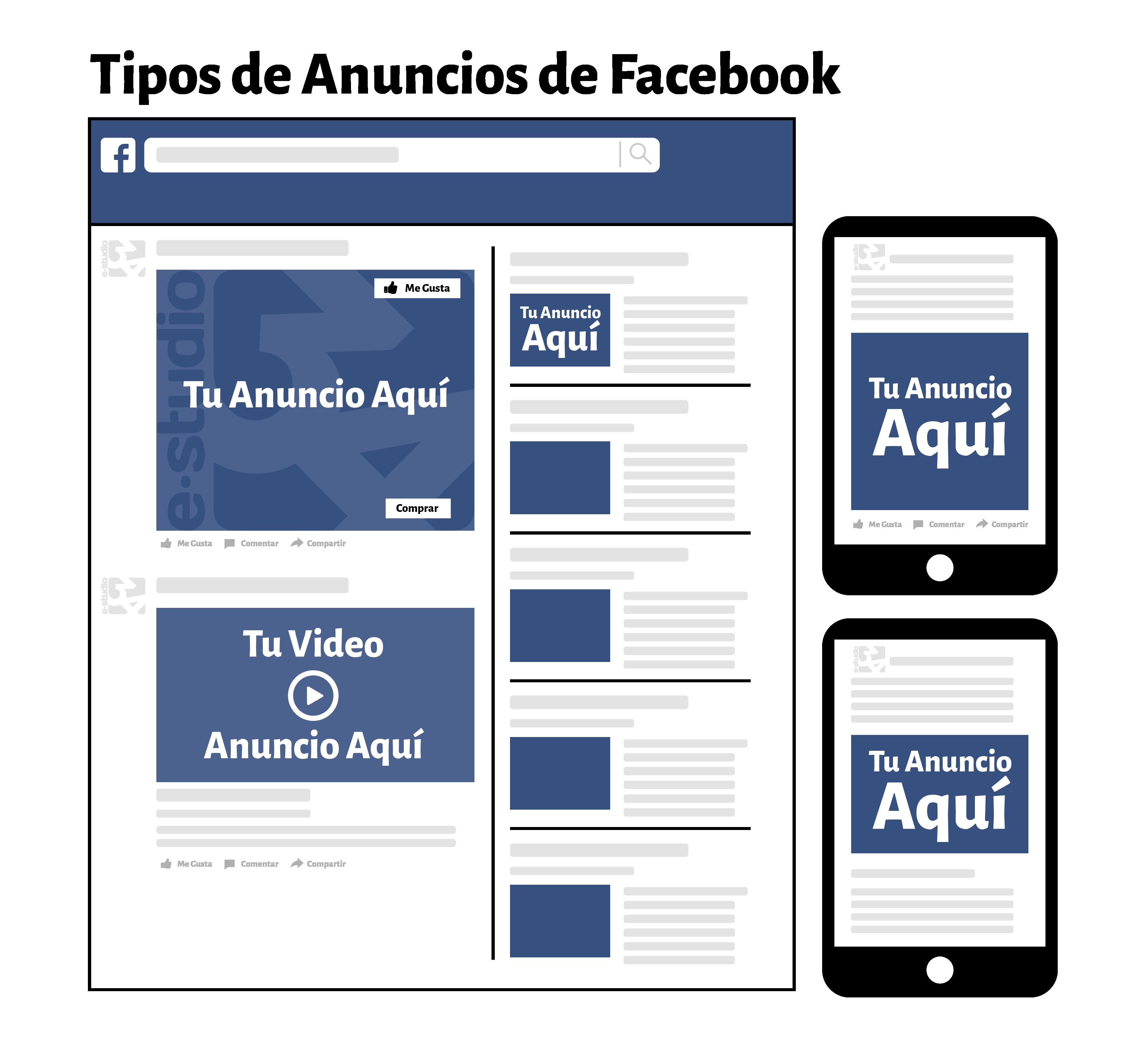 Anuncios Facebook eStudio34