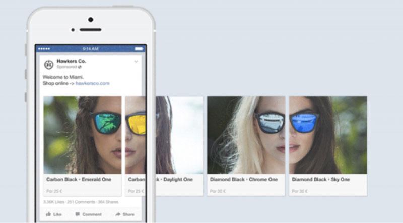 Mejores anuncios en Facebook 01