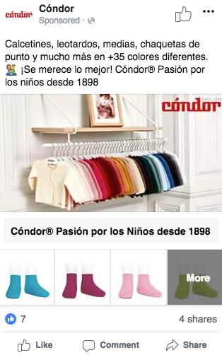 Mejores anuncios en Facebook 02
