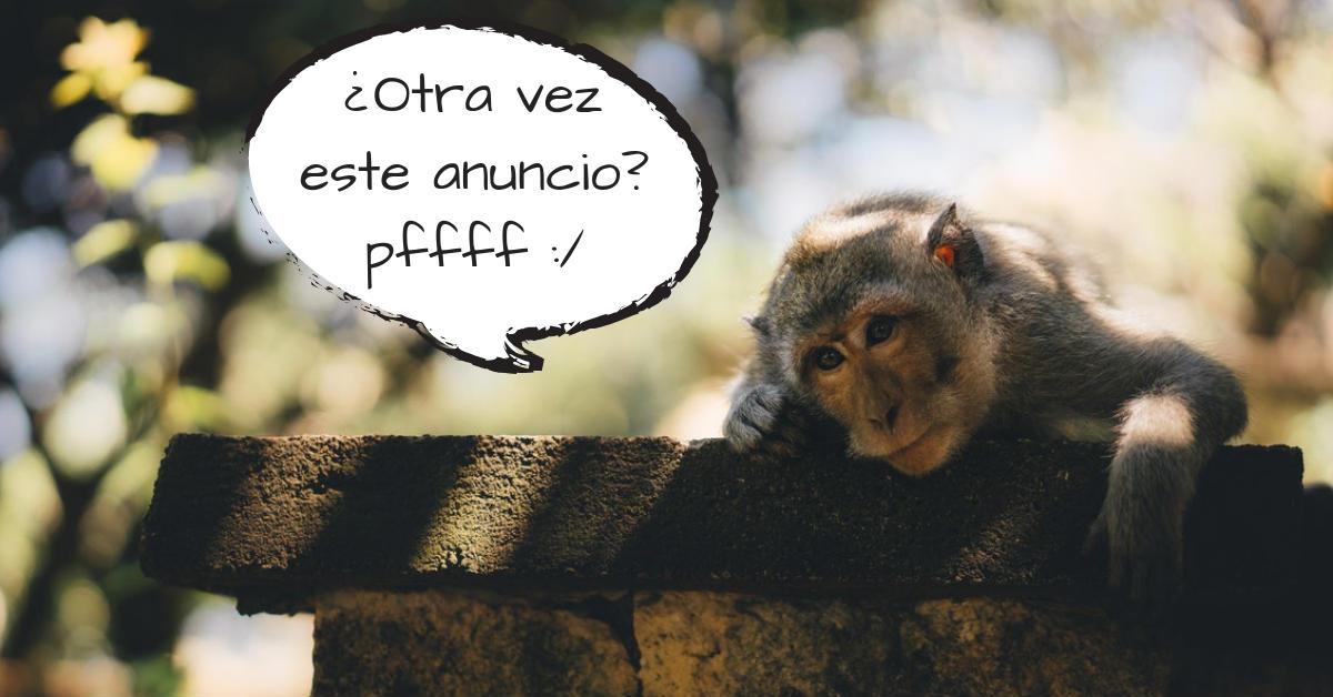 Fatiga de Anuncios, blog eStudio34