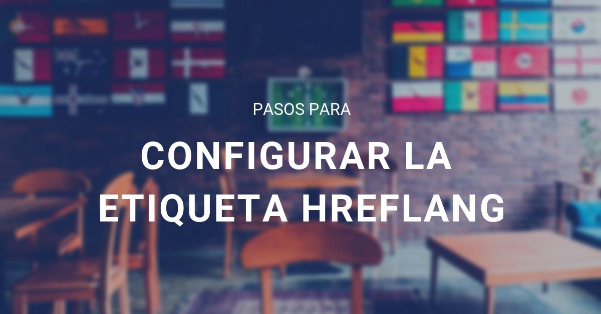 Configurar etiqueta Hreflang estudio34