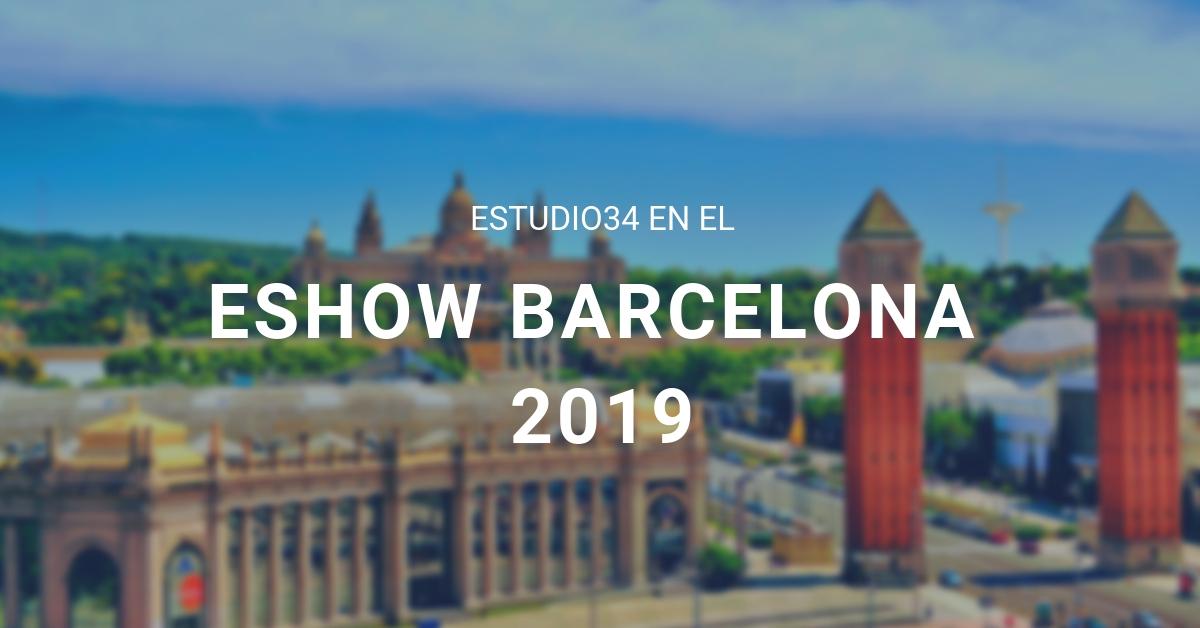 eShow Barcelona 2019 eStudio34