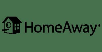 HomeAway logo - Estudio34
