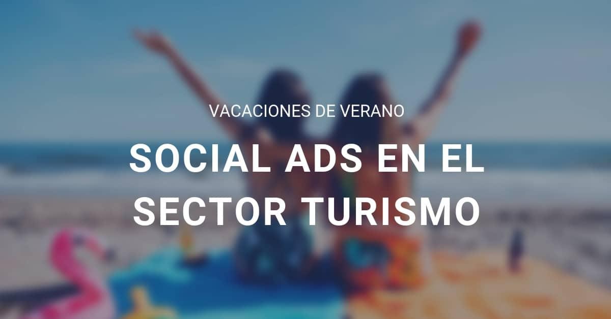 Social Ads para vacaciones de verano - estudio34