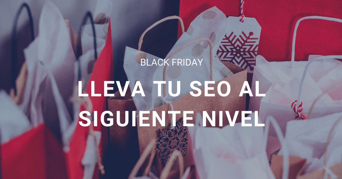SEO Black Friday 2019
