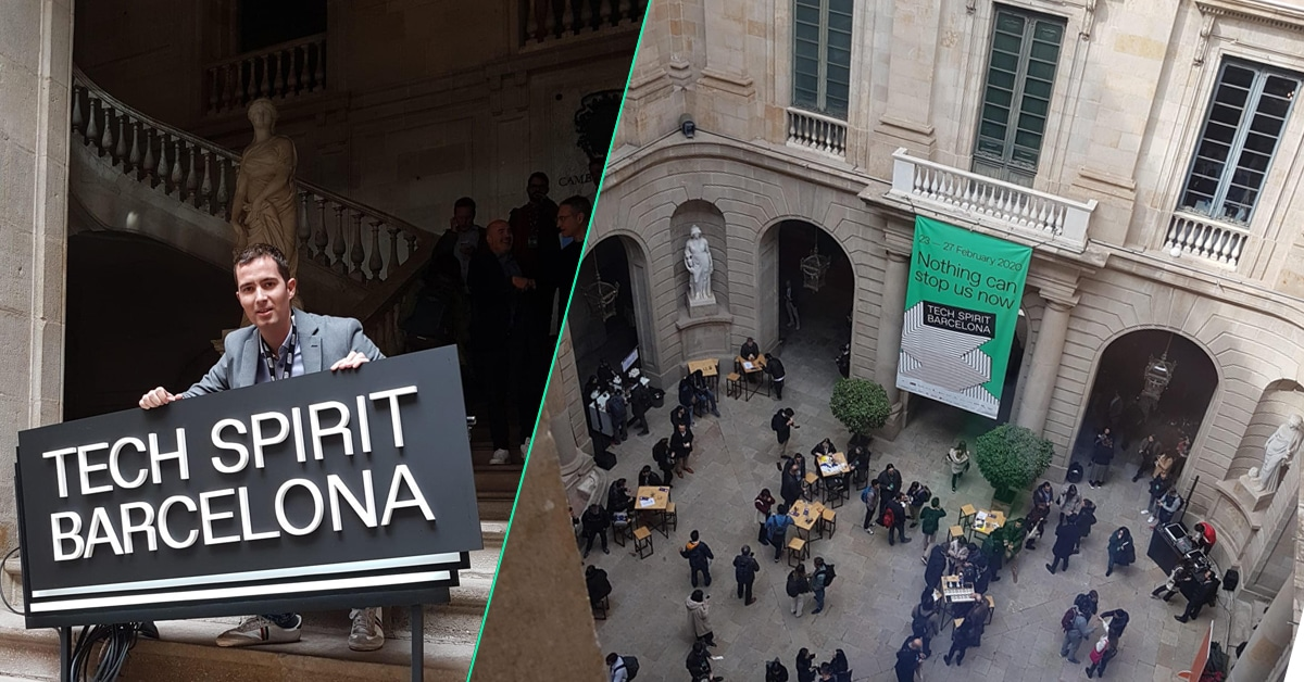 Foto del evento Barcelona Tech Spirit 2020