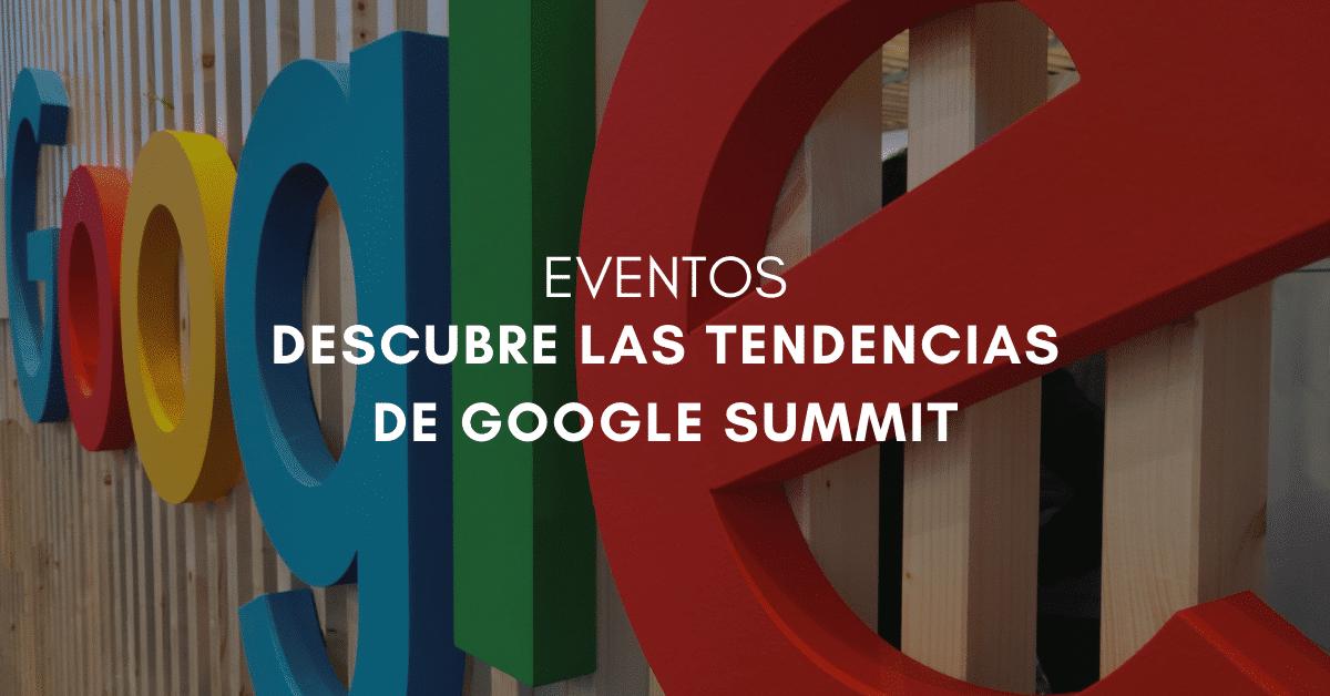 Novedades del Google Summit 2020 - Estudio34