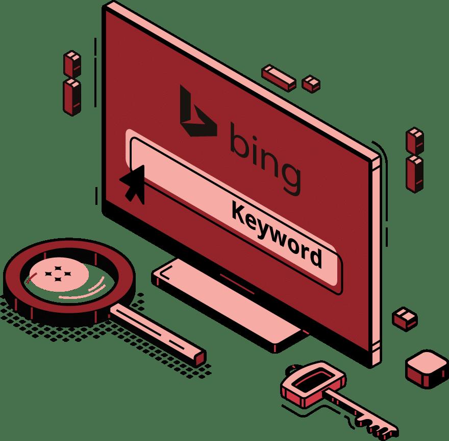 Entender el contenido web para estructura campañas de pago en Bing.