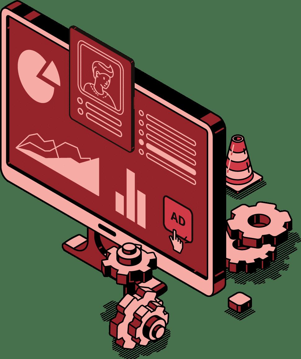 Medición datos y reporting en campañas ppc y redes sociales - estudio34