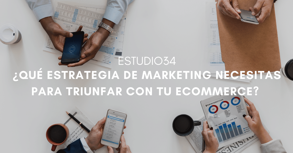 estrategias marketing digital para ecommerce