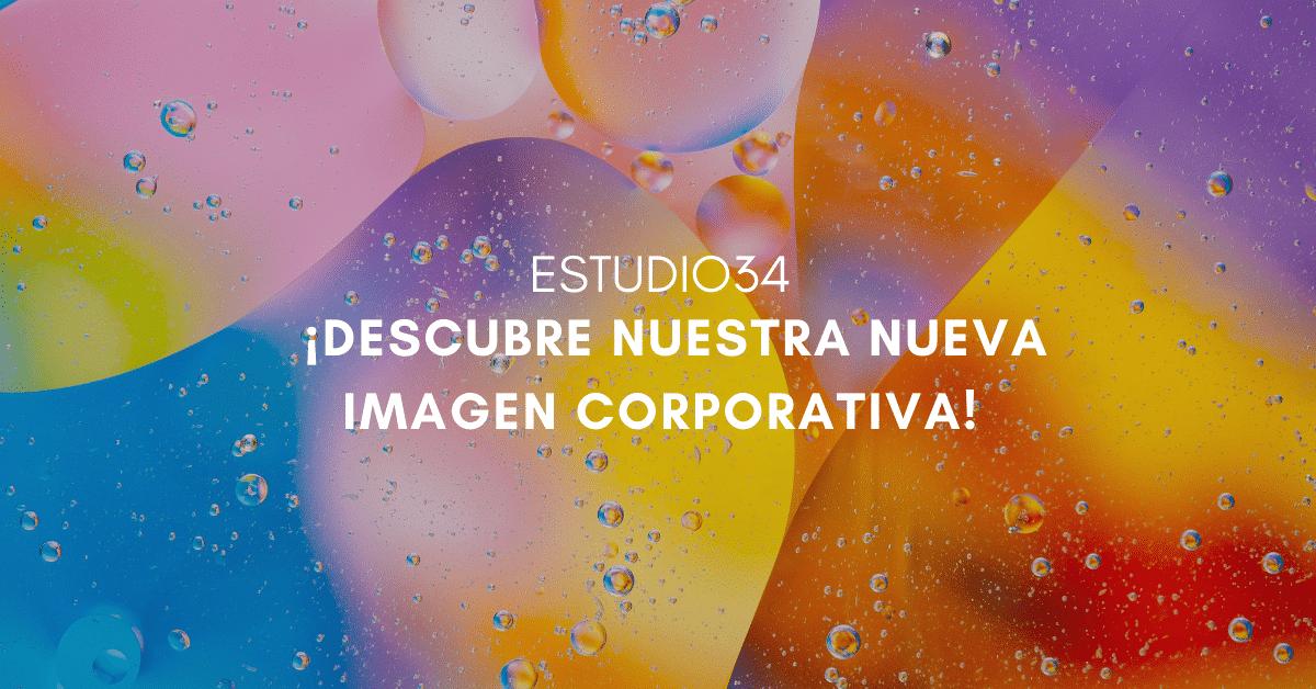 La nueva identidad corporativa de Estudio34